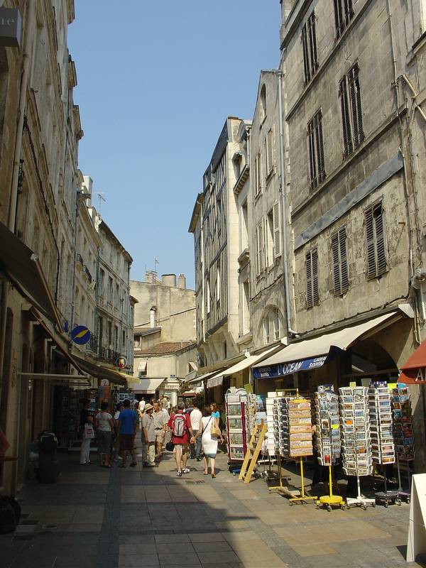 La Rochelle France Center Property And Shops